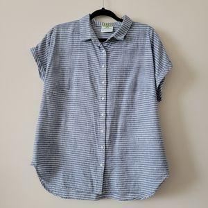 Kathmandu Short Sleeve Button-down Shirt